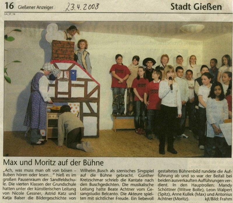 Max u Moritz 23.04.2008